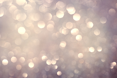 Foto de abstract bokeh background, shining lights, holiday sparkling atmosphere, celebration ambient - Imagen libre de derechos