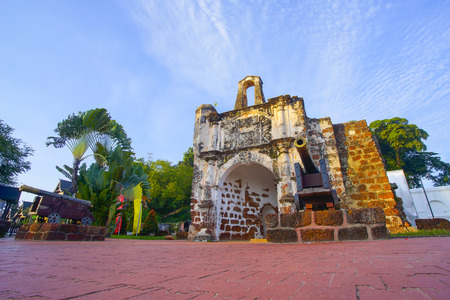 Photo for A Famosa Castle in Malacca. - Royalty Free Image