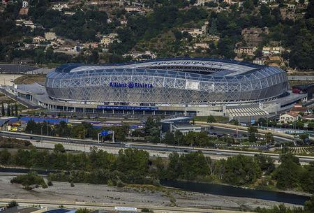 Photo for Allianz Riviera the new stadium of OGC Nice - Royalty Free Image