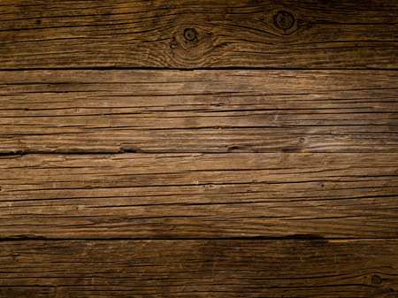 Foto de old wood background - Imagen libre de derechos