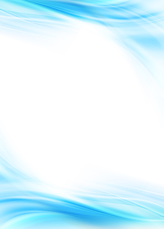 Photo pour Blue Abstract Background - image libre de droit