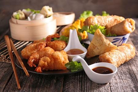 Photo pour asia food - image libre de droit