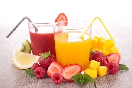 Photo pour fruit juice - image libre de droit