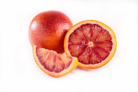 Photo pour blood orange - image libre de droit