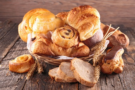 Photo for assorted pastries - Royalty Free Image