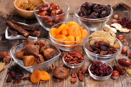 Photo for assorted dried fruit - Royalty Free Image