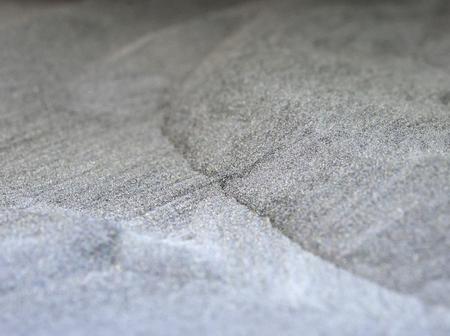 Foto de 3D printer printing metal. Metallic powder for laser sintering machine for metal. Metal powder is sintered under of laser into desired shape. Modern additive technologies 4.0 industrial revolution - Imagen libre de derechos
