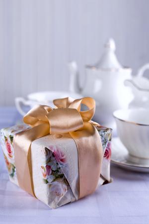Photo pour Mother's day tea party birthday party - image libre de droit