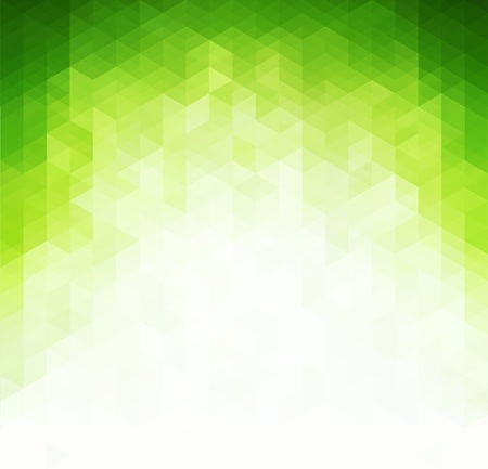 Ilustración de Abstract light green background - Imagen libre de derechos