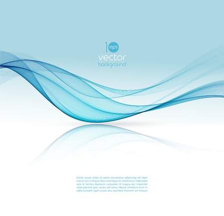 Ilustración de Abstract colorful template vector background  Brochure design - Imagen libre de derechos