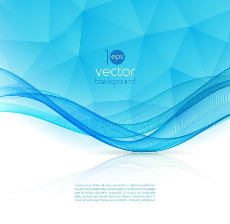 Ilustración de Abstract colorful template background. Brochure design - Imagen libre de derechos