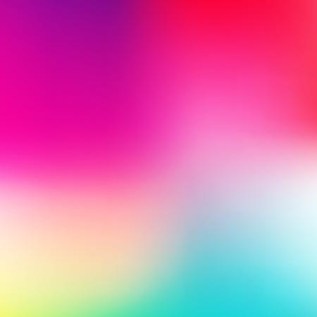 Illustration pour Vector illustration Smooth colorful background   - image libre de droit