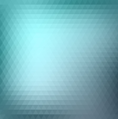 Photo pour Abstract Triangle Background, Vector Illustration   - image libre de droit