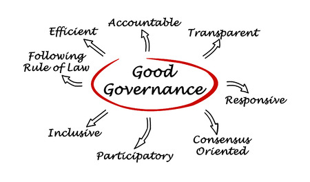 Photo pour Good Governance - image libre de droit