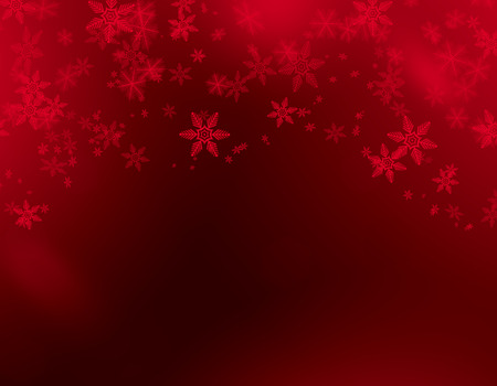 Photo pour Christmas background red - image libre de droit