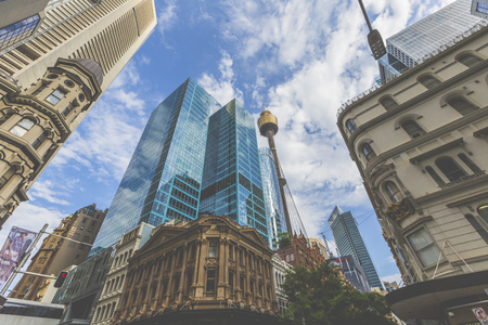 Photo for Sydney city centre - Royalty Free Image