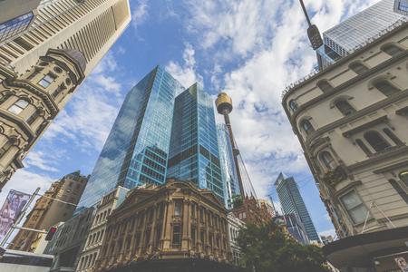 Photo pour Sydney city centre - image libre de droit
