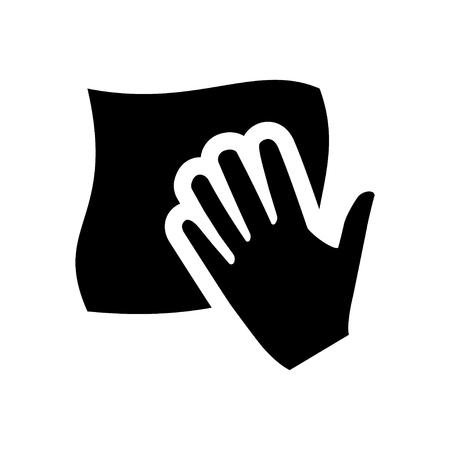 Illustration pour Cleaning icon - image libre de droit