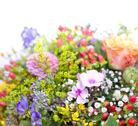 An image of a nice bouquet flowers