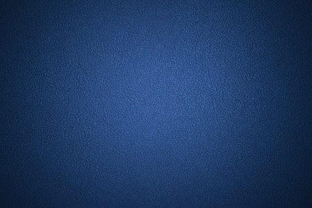 An image of a nice blue leather blackground