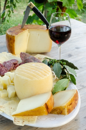 Sardinia, typical food products