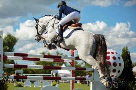 Foto de Equestrian Sports - Imagen libre de derechos