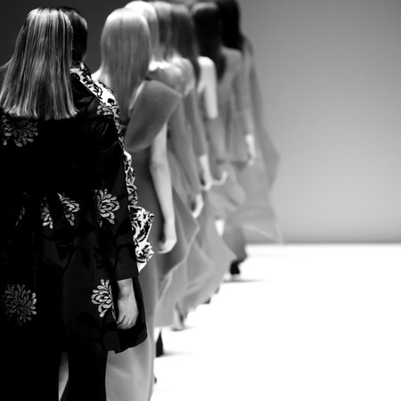 Foto de Fashion Show - Imagen libre de derechos