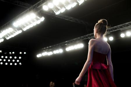 Photo pour fashion show - image libre de droit
