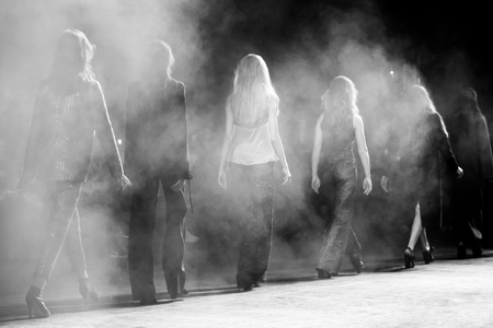 Foto de Fashion Show, Catwalk Event, Runway Show - Imagen libre de derechos