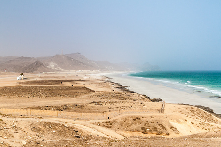 Photo for Mughsail beach, Oman - Royalty Free Image