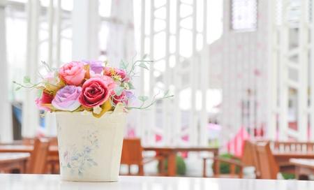 flower on the vase