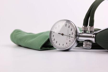 Foto de Blood pressure equipment - Imagen libre de derechos