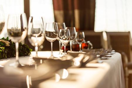 Foto de restaurant - Imagen libre de derechos