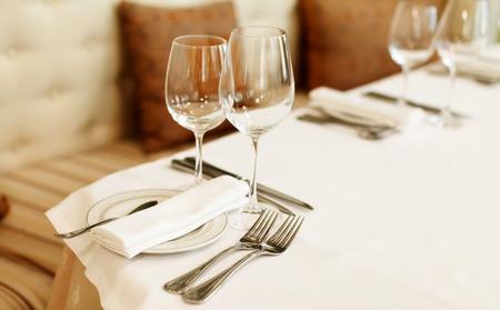 Foto de restaurant interior - Imagen libre de derechos
