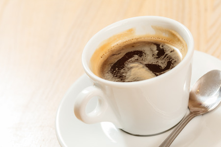 Photo pour cup of coffee - image libre de droit