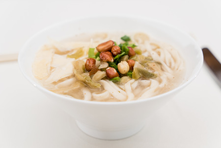 Photo for chinese soup - Royalty Free Image