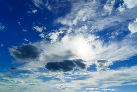 Photo for nice sky - Royalty Free Image