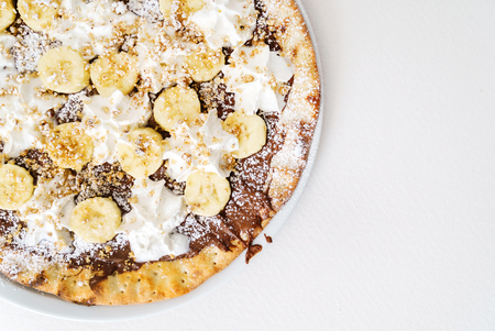 Photo for sweet pizza - Royalty Free Image