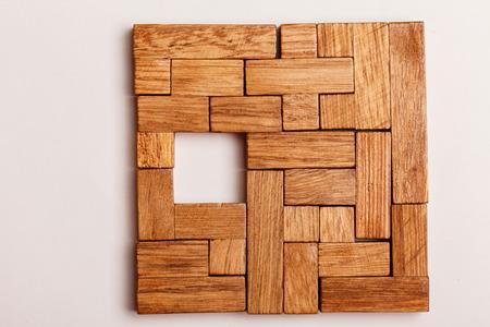 Foto de Puzzle Game - Imagen libre de derechos