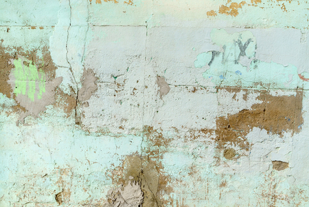Photo pour Empty Old  Wall Texture - image libre de droit