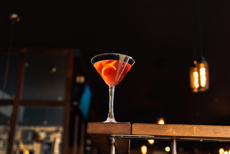 Photo for cocktail in the bar - Royalty Free Image