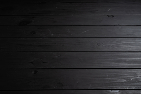 Photo pour black wooden background,  natural texture - image libre de droit