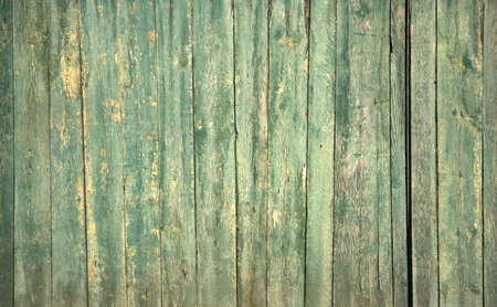 Photo for The old green wood texture with natural patterns - Royalty Free Image