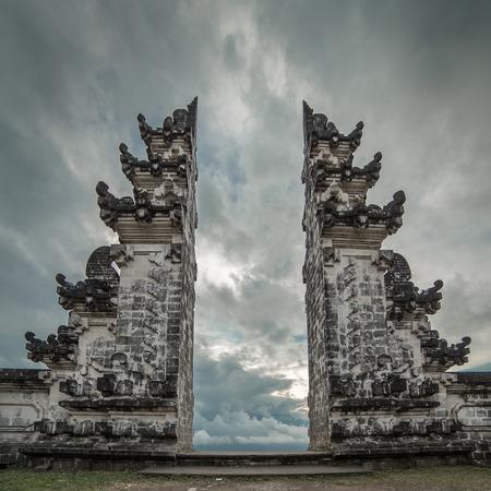 Photo for Pura Luhur Lempuyang temple in Bali, Indonesia - Royalty Free Image