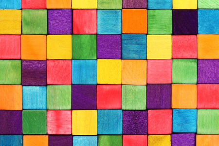 Photo pour colorful blocks - image libre de droit