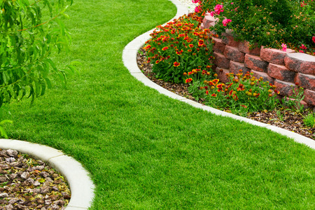 Photo pour Garden - image libre de droit