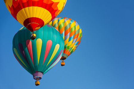 Photo for Hot air balloons - Royalty Free Image