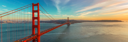 Photo pour Golden Gate Bridge - image libre de droit