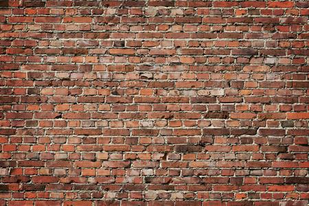 Photo pour Multi colored brick wall background - image libre de droit