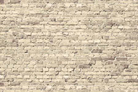 Photo pour Vintage textured brick wall background - image libre de droit
